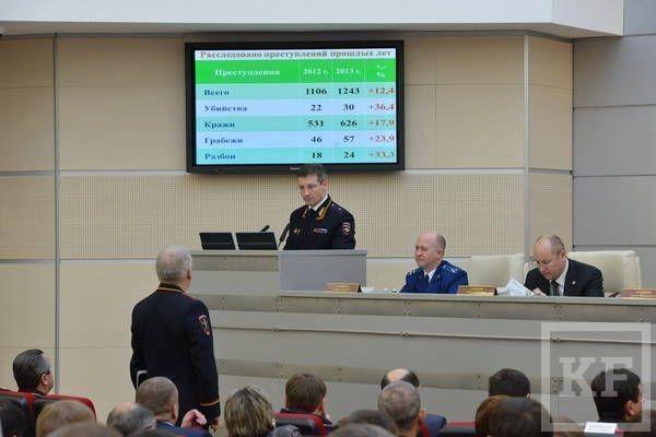 По итогам года Татарстан — в десятке самых спокойных регионов