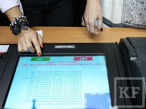 Выборы в Госсовет РТ: Центризбирком объявил первые расходы