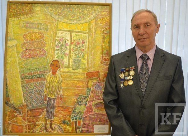 Челнинским банкирам предложили вкладываться в частные картинные галереи