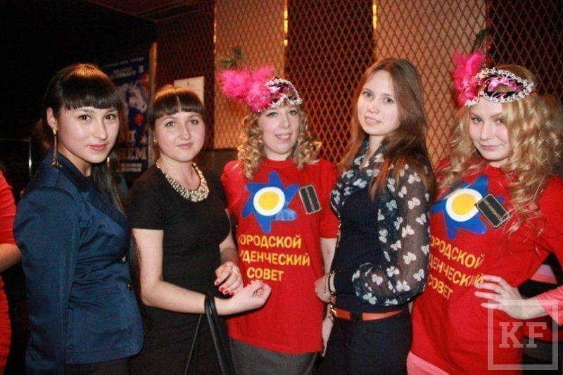 На челнинском празднике студентов выступила Язиля Мухаметова