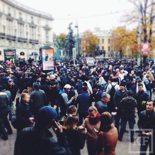 Курбан-байрам в Петербурге и Москве на фото в instagram