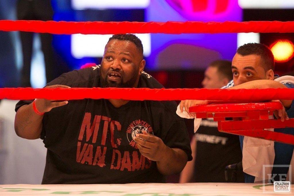 Бои по правилам TNA 1/8 Финала