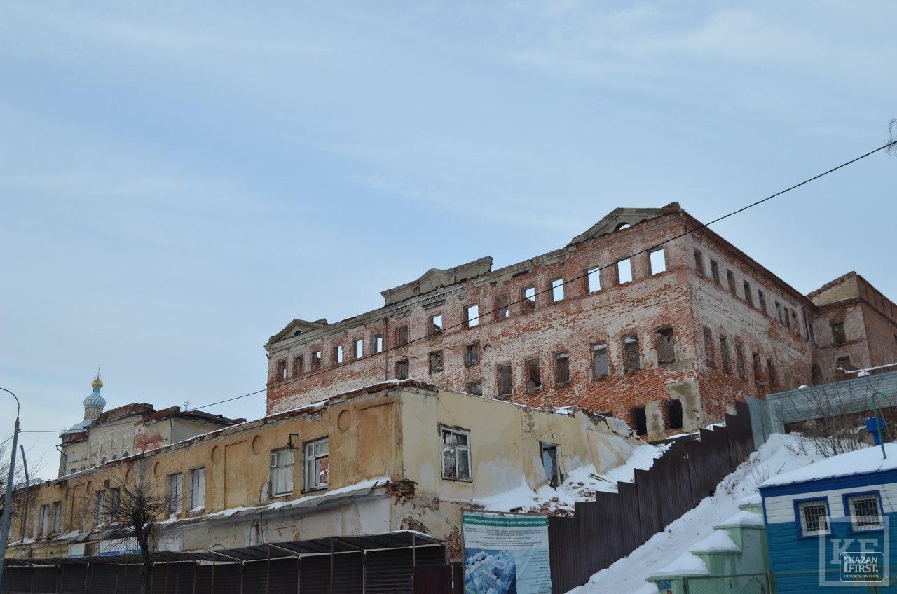 Хозяева для исторических зданий в Татарстане найдены, но десятки объектов содержатся с грубейшими нарушениями