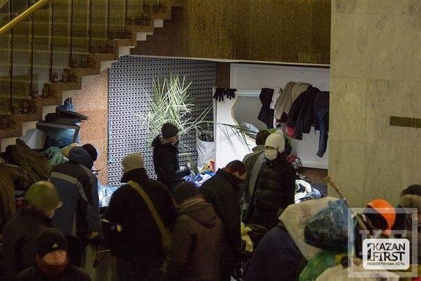 Ночная экскурсия по захваченному дому на Европейской площади
