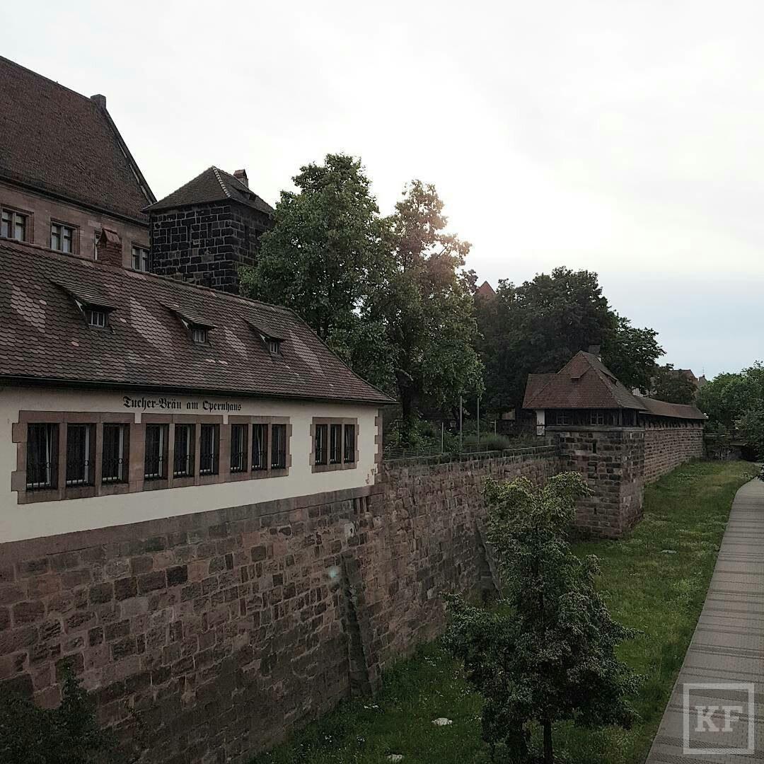 Минниханов «Вконтакте»: достопримечательности Нюрнберга