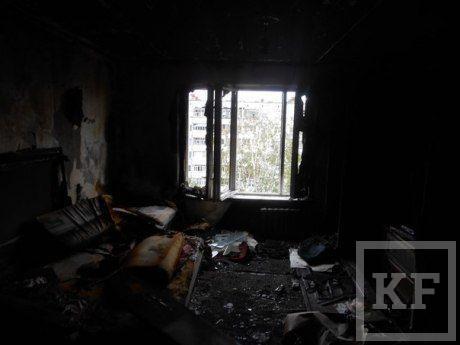 Исполком Челнов выделил дополнительно 188 000 рублей на ремонт квартир погорельцев дома 7/15