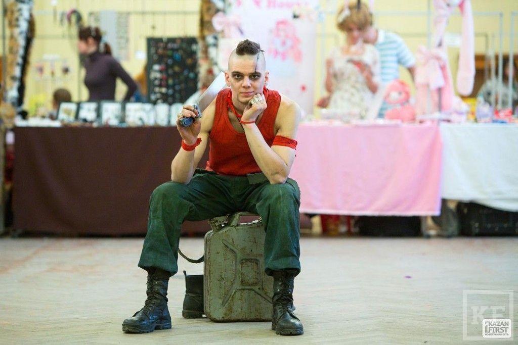 В Казани прошёл аниме-фестиваль «Феникс-2014»
