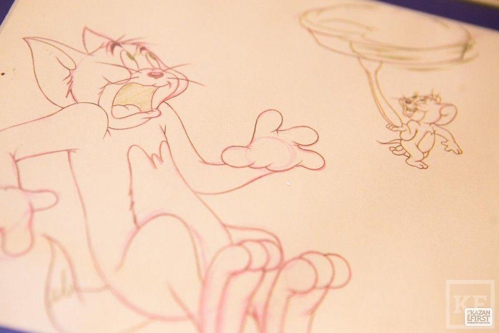 Выставка «Волшебство анимации»