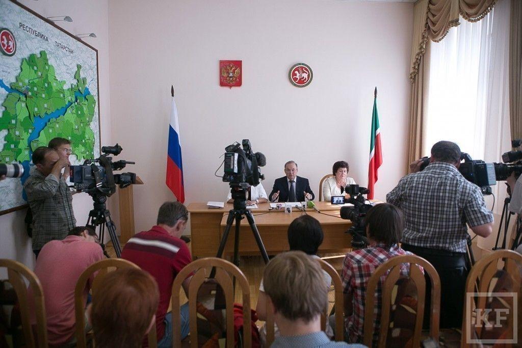 Жеребьёвка в ЦИК РТ: «В очередной раз «Единая Россия» опровергает теорию вероятности»