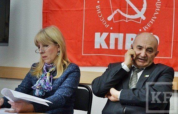 Коммунисты Татарстана делят территорию