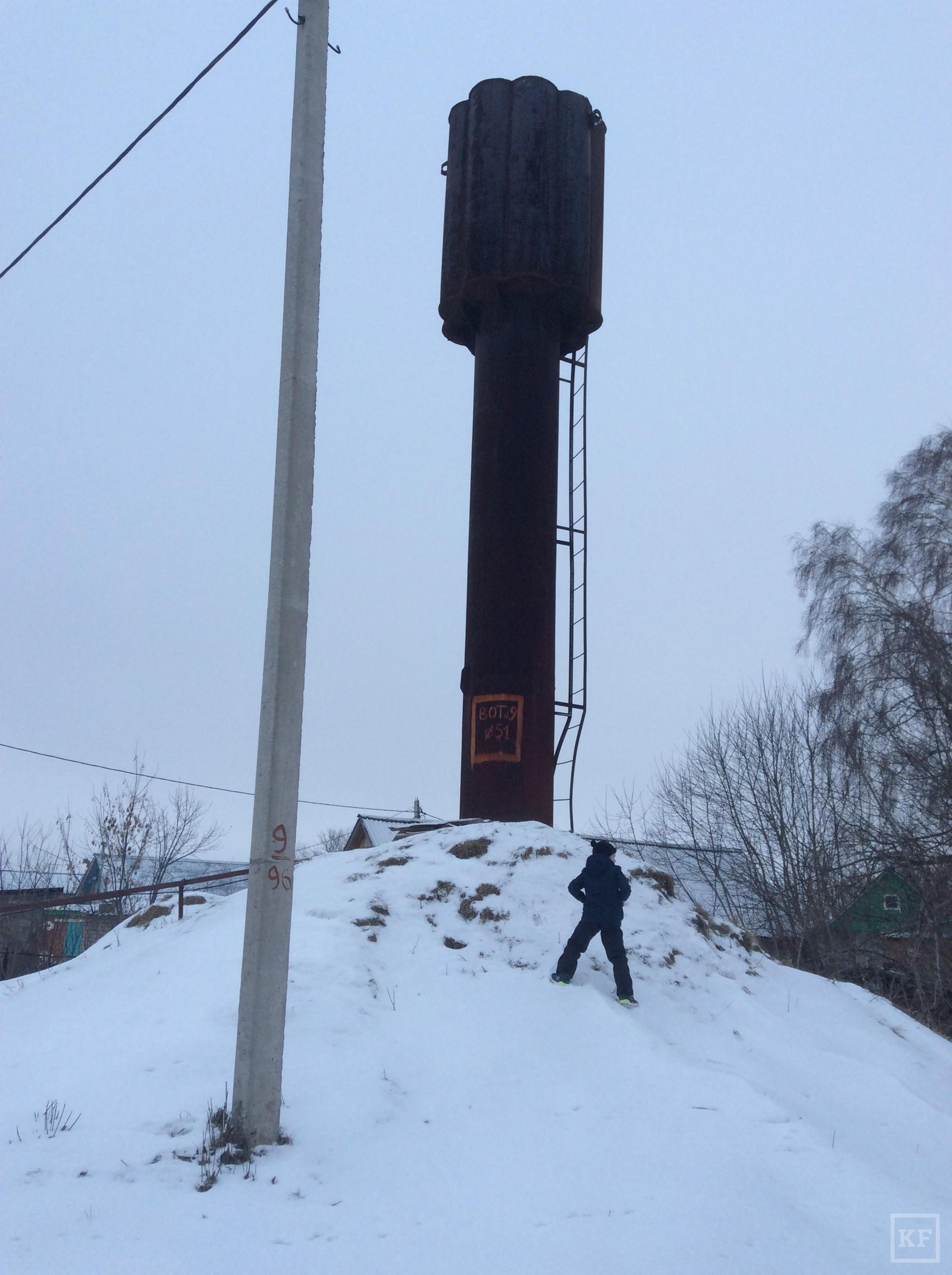 ОНФ: в Татарстане около 4000 жителей села лишены качественной питьевой воды