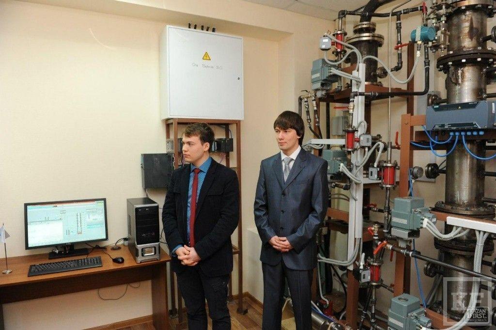 «Мы убедили представителей Mitsubishi Electric, что лабораторию нужно создавать именно в таком объеме и по предложенной нами схеме»