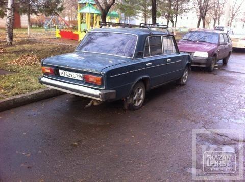 Нижнекамск избавляется от автохлама: каждая десятая жалоба горожан касается брошенных автомобилей