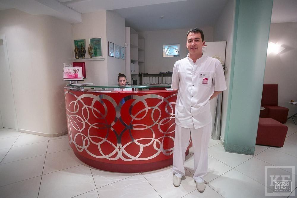 Казань посетил известный пластический хирург и косметолог с мировым именем Маттео Третти Клементони