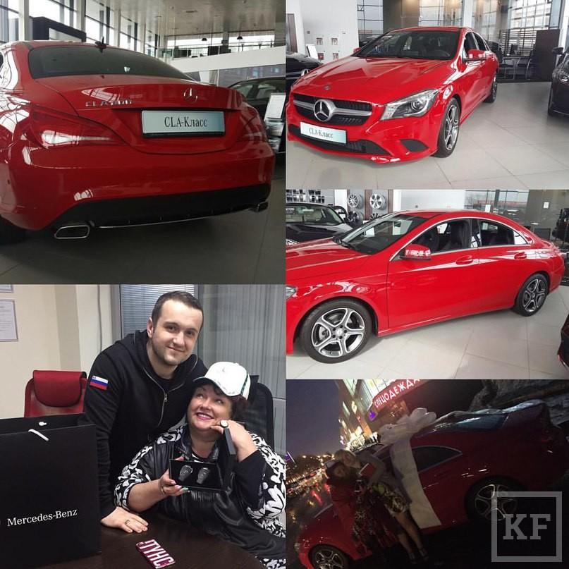 Скандальный предприниматель из Челнов подарил учительнице Mercedes