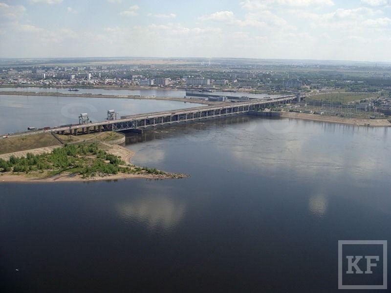 Как из Нижнекамского водохранилища уплыли 30 млн рублей