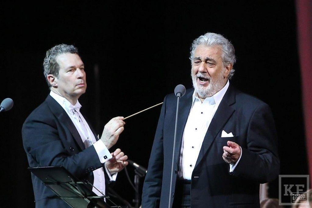Король оперы спел на сцене «Татнефть-арены»