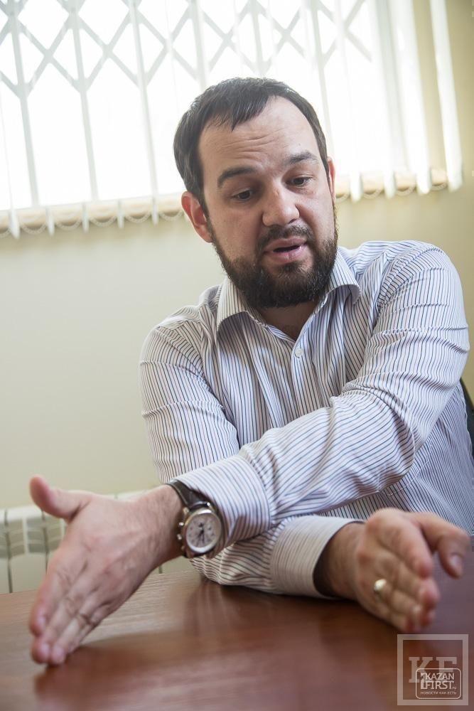 Рашид Низамеев: «На всю Россию всего три компании работают на постоянной основе с населением и бизнесом в сфере исламских финансов»