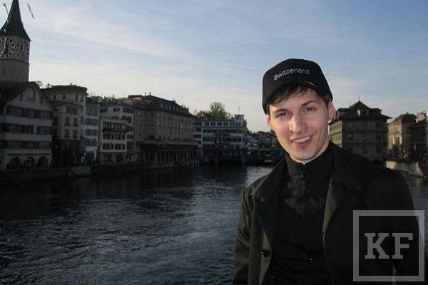 Павел Дуров получил гражданство Сент-Китс и Невис
