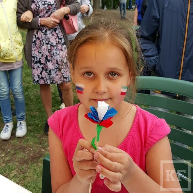 Instagram Минниханова: празднование Дня России в Казани