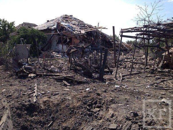 Луганская область понесла ущерб в $100 млн в результате вооруженного противостояния
