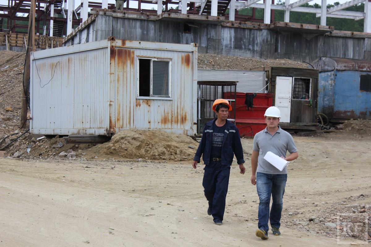 Сколько граждан Северной Кореи трудятся на стройках Татарстана