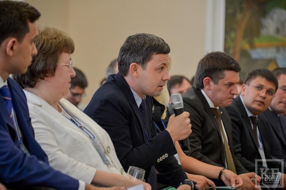 Рустам Минниханов встретился с представителями бизнес-сообщества