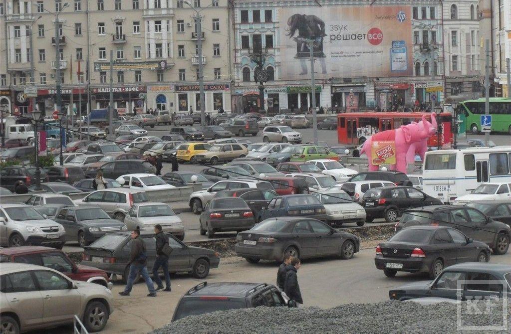 В Казани начались войны за парковку: как одержать победу?