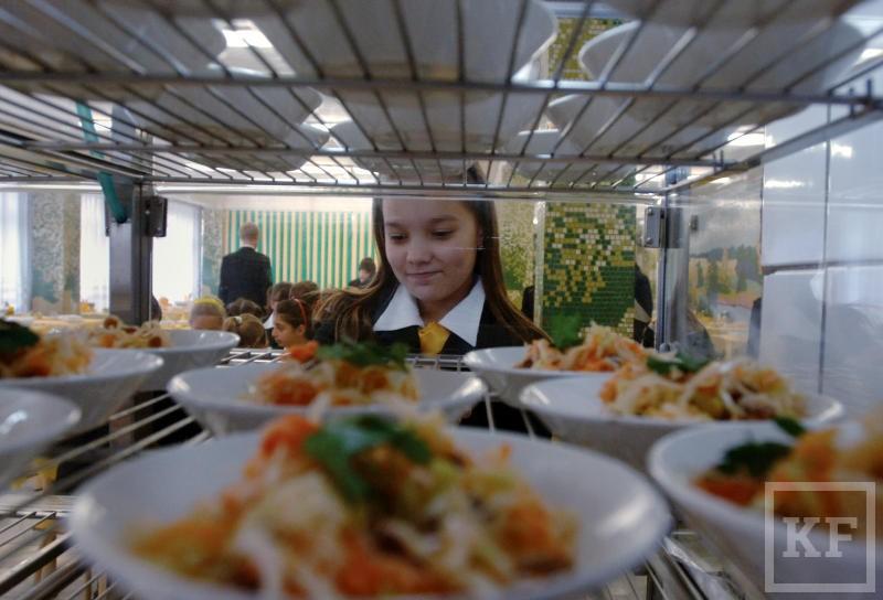 Муниципалитеты в Татарстане считают, что не обязаны бесплатно кормить в школах детей из многодетных семей
