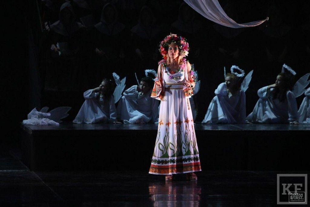 Открытие Нуриевского фестиваля в Казани