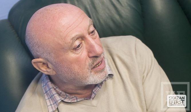 Эдуард Туманский: «Почему бы министру культуры и президенту не взять меня в консультанты?»