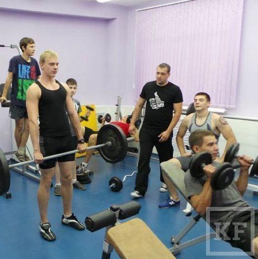 Рустам Минниханов выложил в instagram фото с открытия подросткового клуба