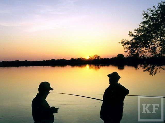 Рейтинг мест для рыбалки