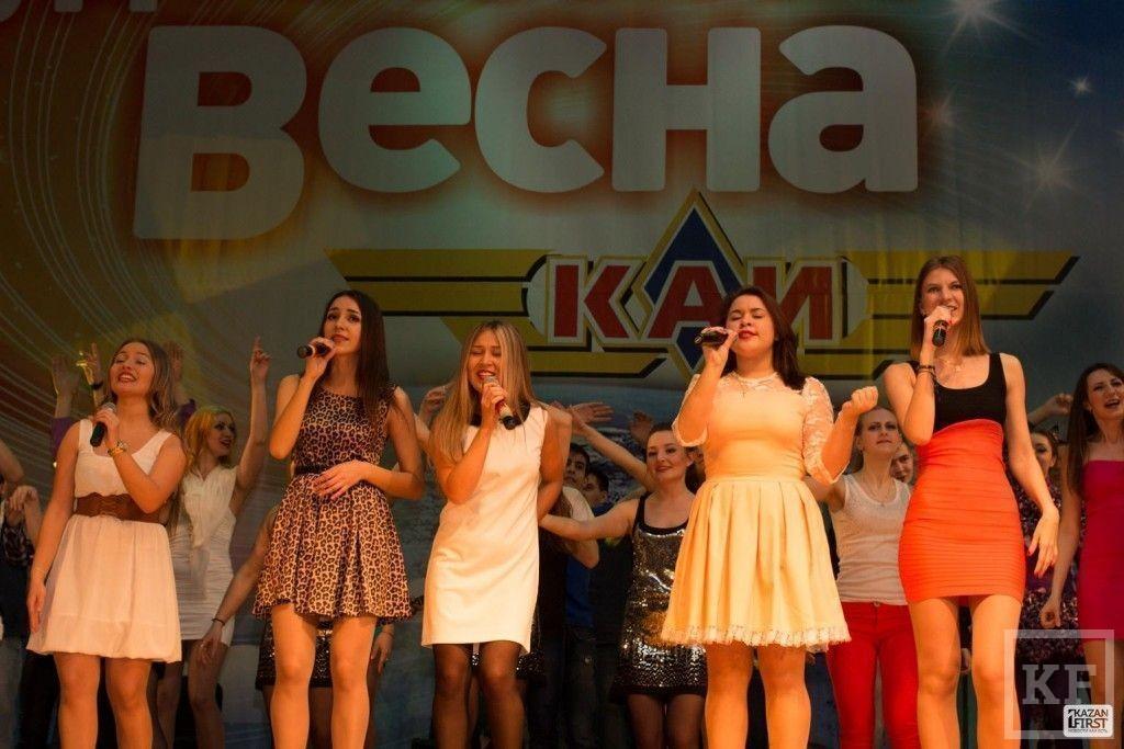 В Казани прошла студенческая весна филиалов КАИ