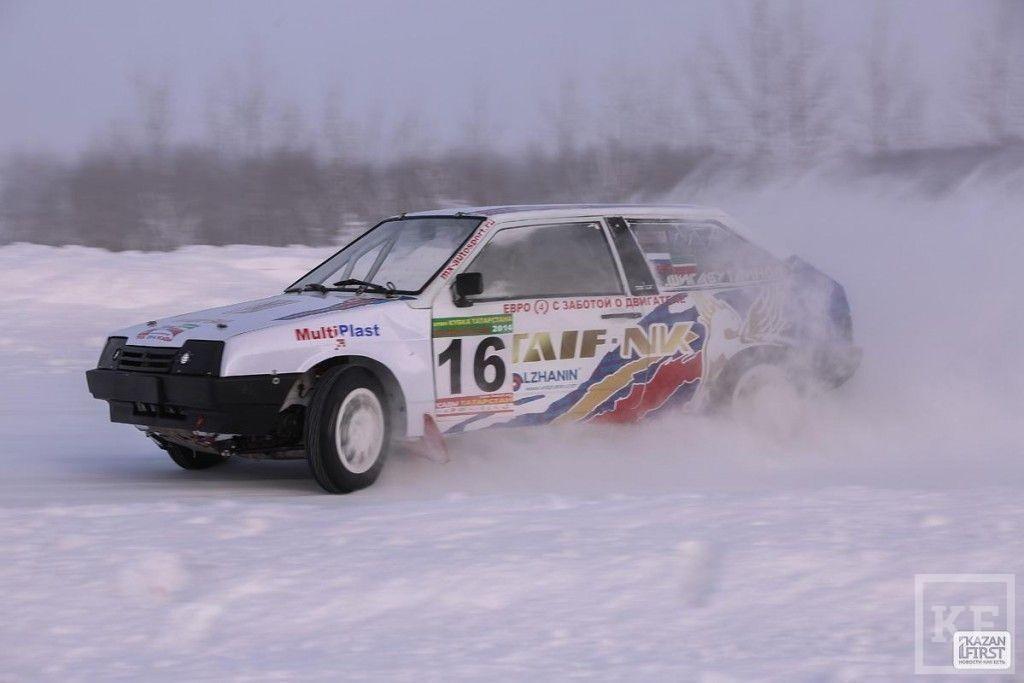 Первый отборочный этап Кубка РТ по зимним автомобильным гонкам