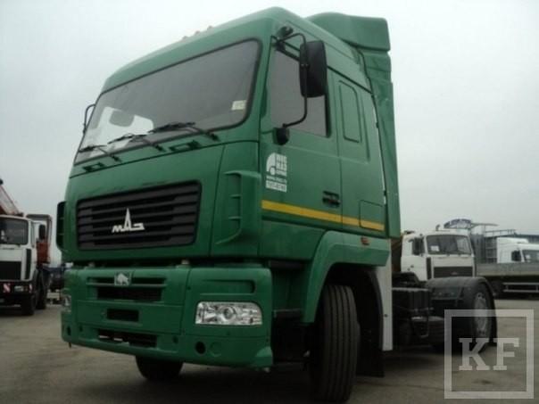 На рынке производителей грузовиков без перемен: падение продолжается