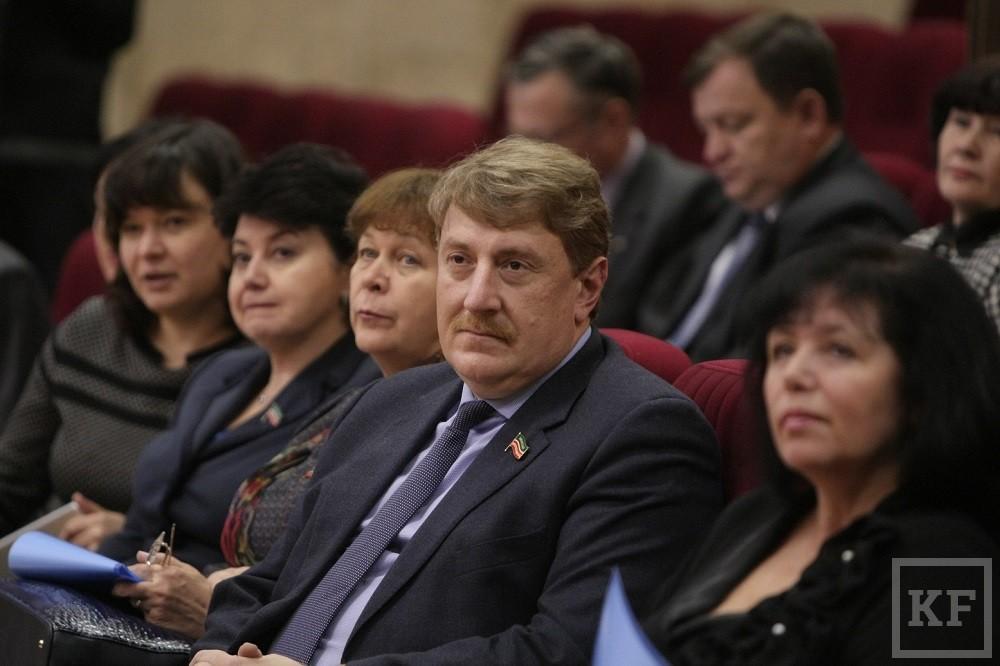 Рустама Минниханова выдвинули на праймериз кандидатом в президенты РТ