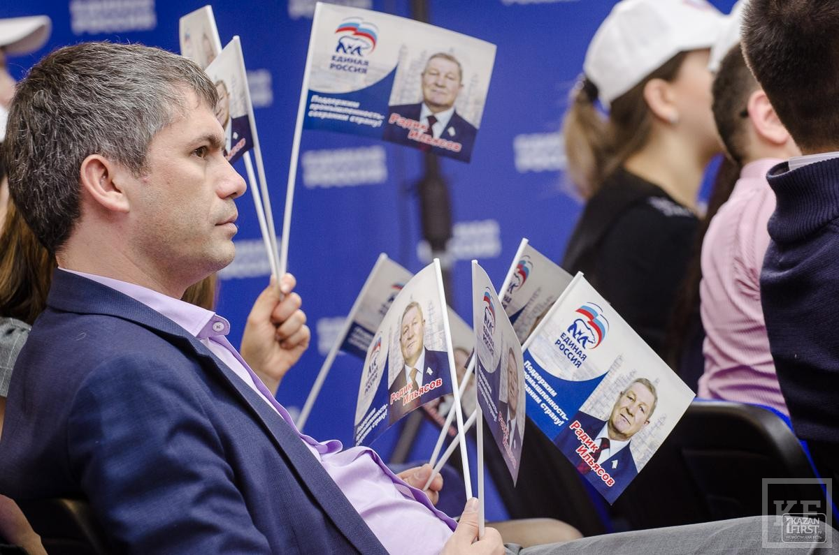 Первые дебаты на праймериз реготделения «Единой России»