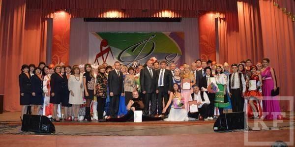 В конкурсе «Фемида в содружестве муз» первое место поделили Азнакаевский и Лениногорский городские суды