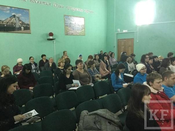 Вместо депутата Казанской гордумы Николая Ураева перед избирателями отчитался его помощник