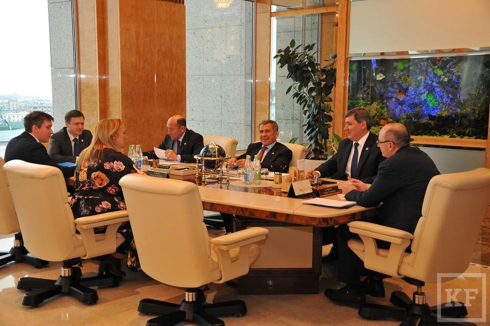В Татарстане будут собирать беспилотные комбайны