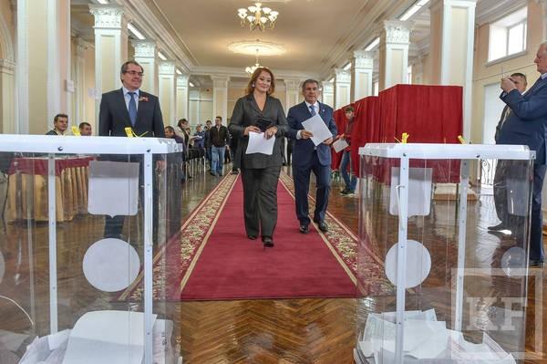 Выборы президента Татарстана с 1991 по 2015 годы. Что мы знаем об этом
