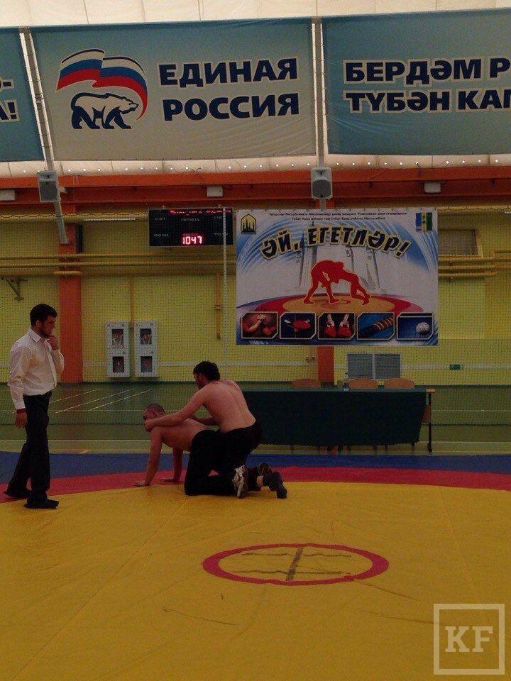 Спортивный праздник, организованный мусульманами, прошел в Нижнекамске
