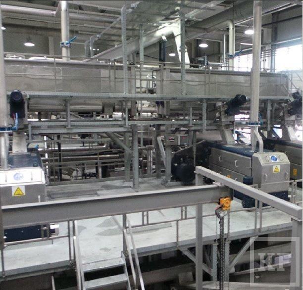 Президент Татарстана опубликовал фотографии с открытия  «Сариа Био-Индастриз»