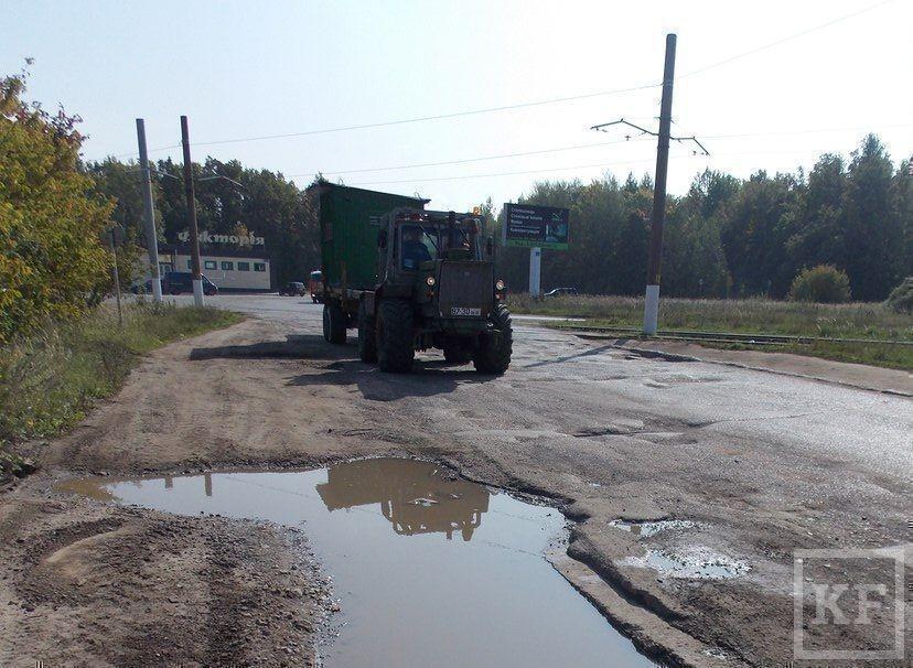 Нижнекамские внутриквартальные дороги: дождались