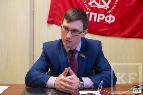 Айдар Гараев смог договориться с рескомом КПРФ о перемирии на время выборов