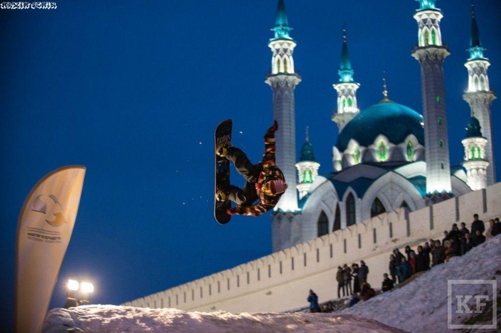 Казань экстремальная