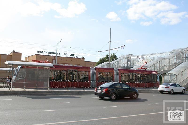 Движение трамваем на проспекте Победы восстановлено (фото)