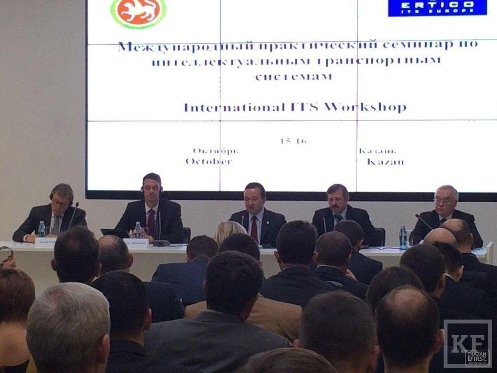 Казань взяла курс на интеллектуальные транспортные системы: «вложение в них выгодно, мы видим результаты»