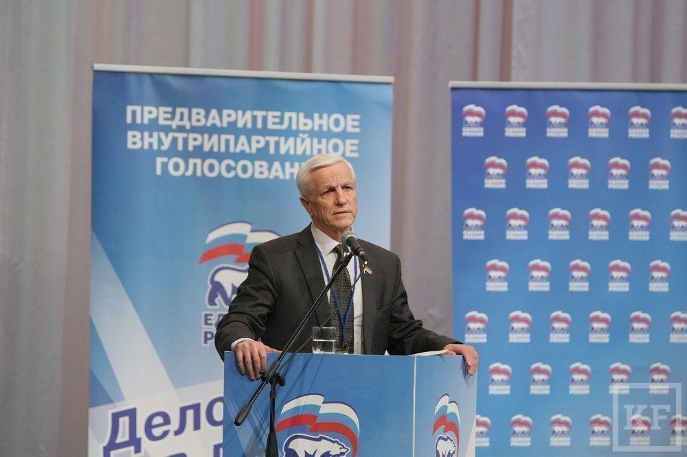 Руководитель приемной Дмитрия Медведева в Казани ушел в отставку